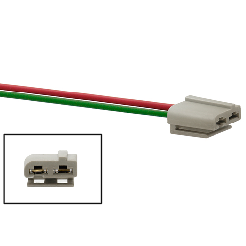accel 170072 gm hei distributor dual pigtail wiring Ford HEI Distributor Conversion Hei Plug Connector